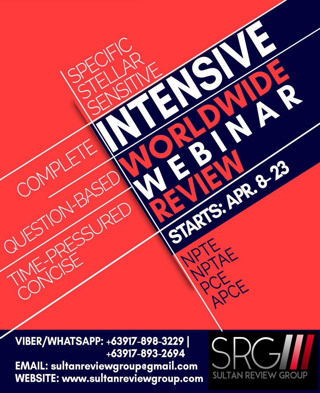INTENSIVE WEB 9